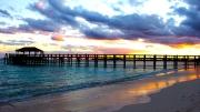 Dawn, 2014. Nassau, Bahamas.