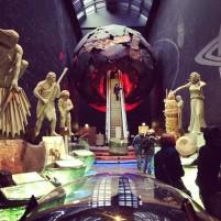 The Lobby of the Gods