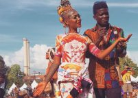 Living Art at Afropunk